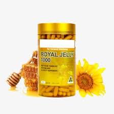 فوائد رويال جيلي للانتصاب Royal Jelly مكمل غذائي أدويتك
